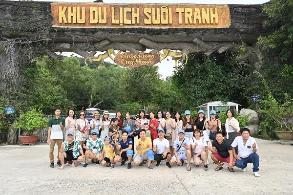 Novaco tổ chức cho CBNV tham quan du lịch hè Phú Quốc năm 2020