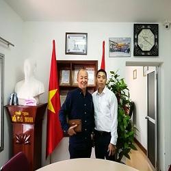 Novaco làm việc với đối tác khách hàng – bác sỹ, diễn giả Nguyễn Duy Cương