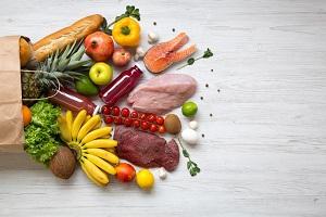 Nguyên liệu thực phẩm chức năng