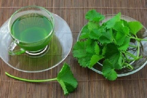 Lợi ích của rau má với da mặt
